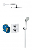 Grohe Grohtherm 3000 Cosmopolitan Набор для душа с Rainshower 210